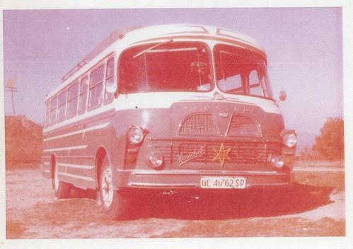 Autocar ALBATROS amb motor Henschel