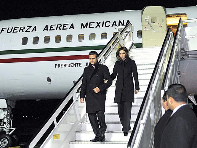Enrique Peña Nieto realizará su quinto viaje al extranjero desde que asumió la Presidencia de la República. Foto: Archivo