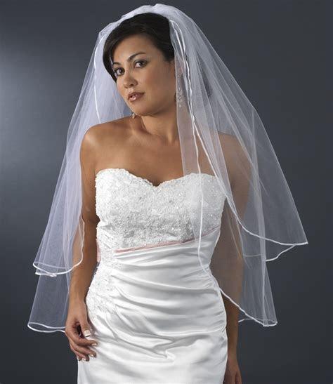 """Bridal Wedding Double Layer 1/8"""" Satin Ribbon Edge Elbow"""