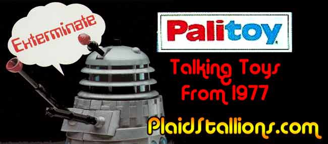palitoy talking dalek