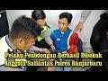 Pelaku Penodongan Berhasil Dibekuk Satlantas Polres Banjarbaru