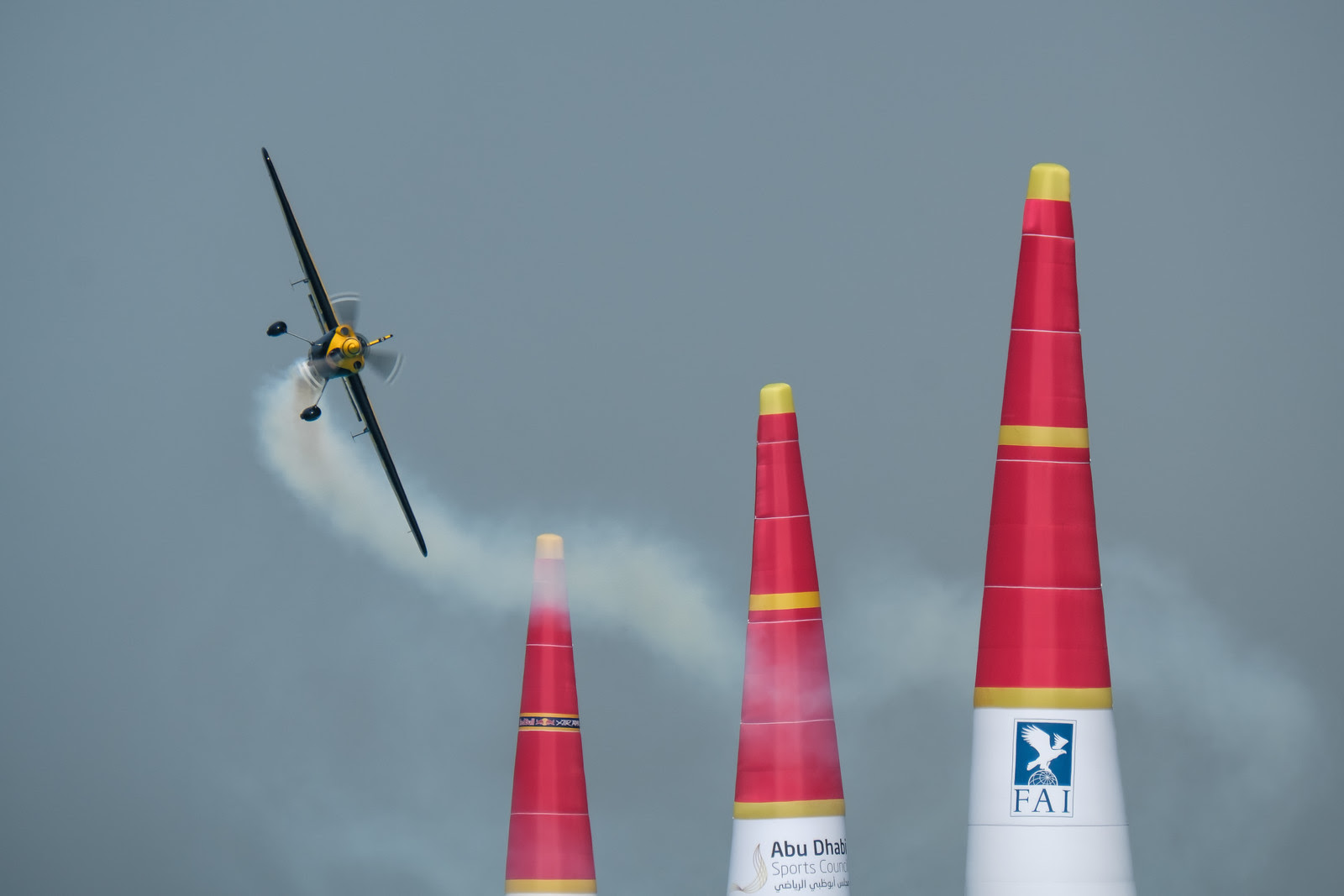 2016 RED BULL AIR RACES - ABU DHABI