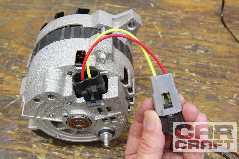 Alternator Upgrades - Junkyard Builder - Hot Rod Network