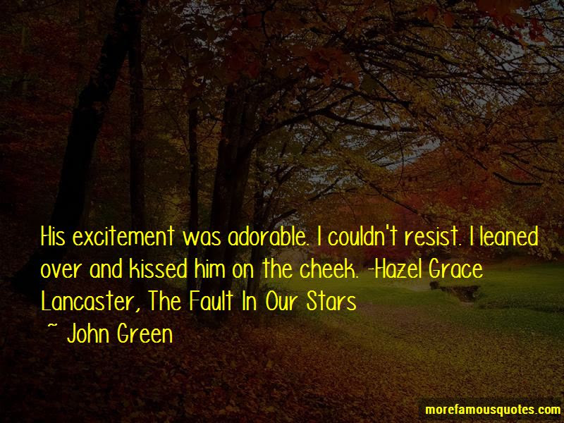 The Fault In Our Stars Hazel Grace Lancaster Quotes Top 1 Quotes