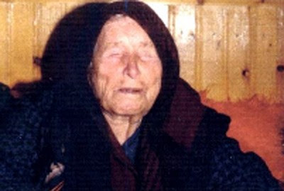 Baba Vanga -  proročica koja je prorekla Treći svetski rat