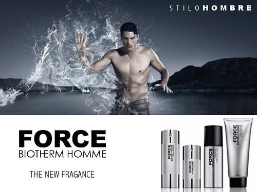 FORCE | BIOTHERM HOMME FRAGANCE