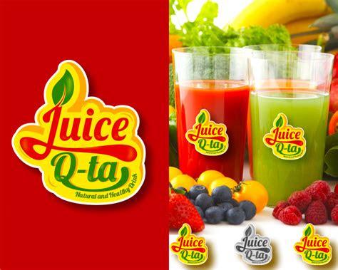 desain banner jus buah