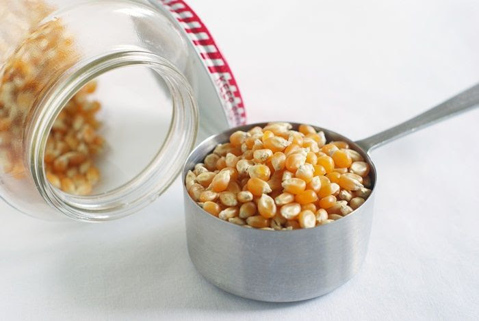 ditch the bag ... make perfect popcorn on the stove!