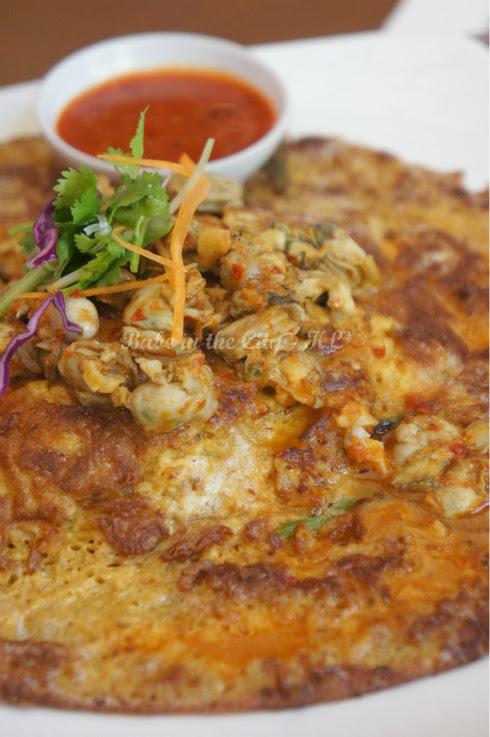 Oyster Omelette (RM16.90)