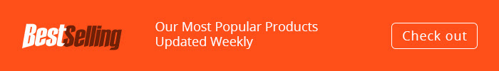 Bestselling - Our Most Popular Products - Updated Weekly