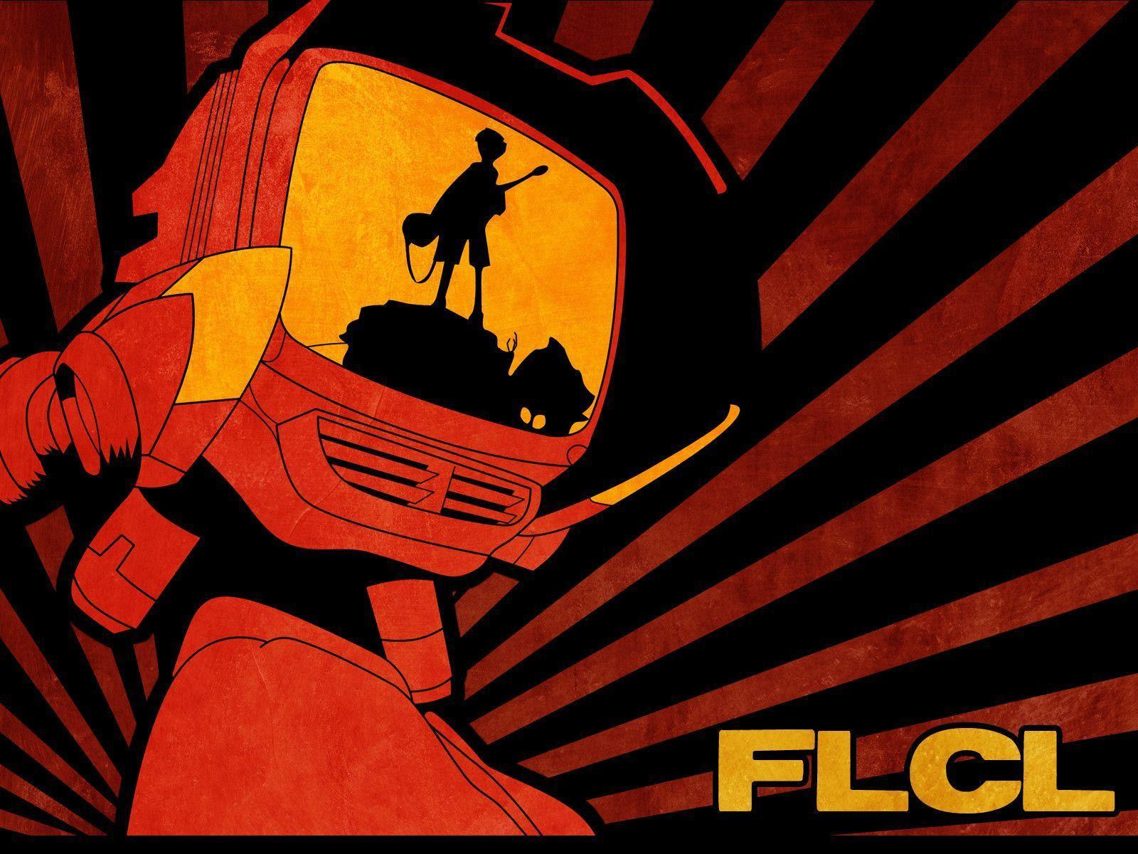 FLCL Wallpapers - Wallpaper Cave
