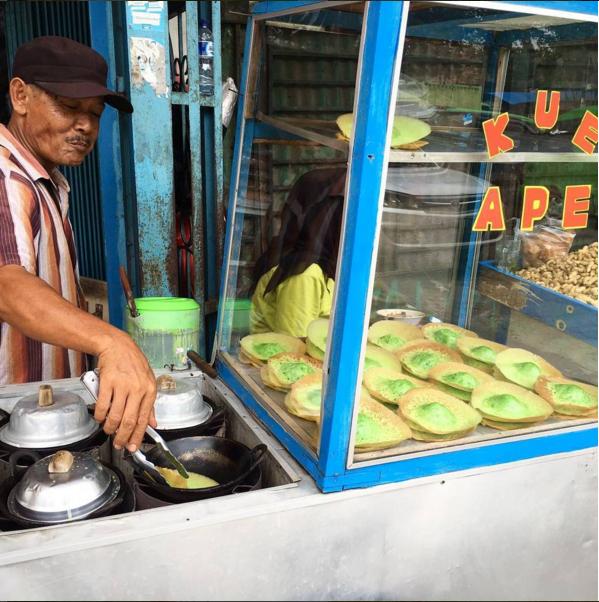 Gambar Resep Kue Ape Khas Betawi