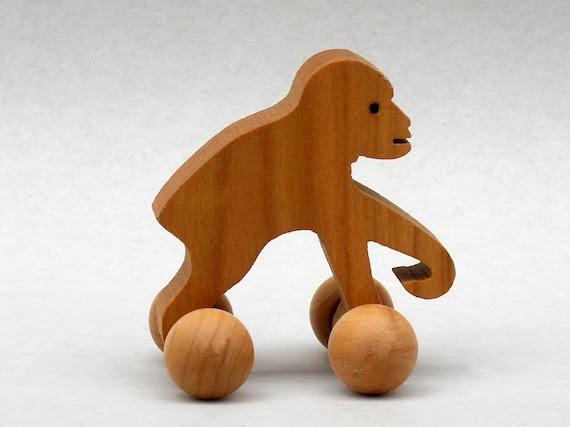 Chimpanzee Roley Poley Animal