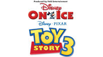 FREE Disney On Ice : Disney•Pixar Toy Story 3 pre-sale code for show tickets.