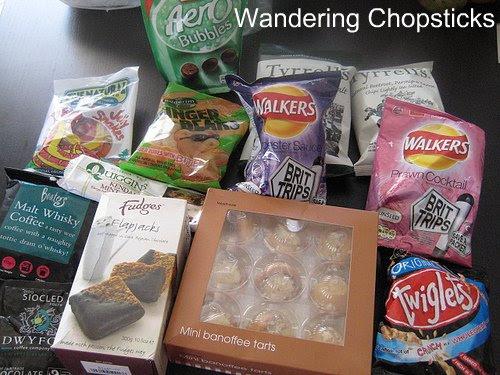 British and Oz Food 3