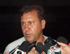 Zé Teodoro, técnico do ABC (Foto: Ferreira Neto)