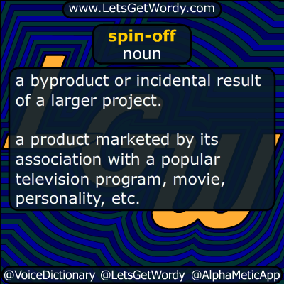 spin-off 11/19/2016 GFX Definition