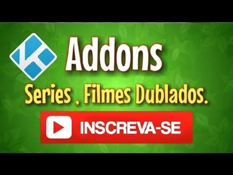 KODI - O MELHOR ADD ON PARA ASSISTIR FILMES / SÉRIES DUBLADO / ATUALIZADO 2017