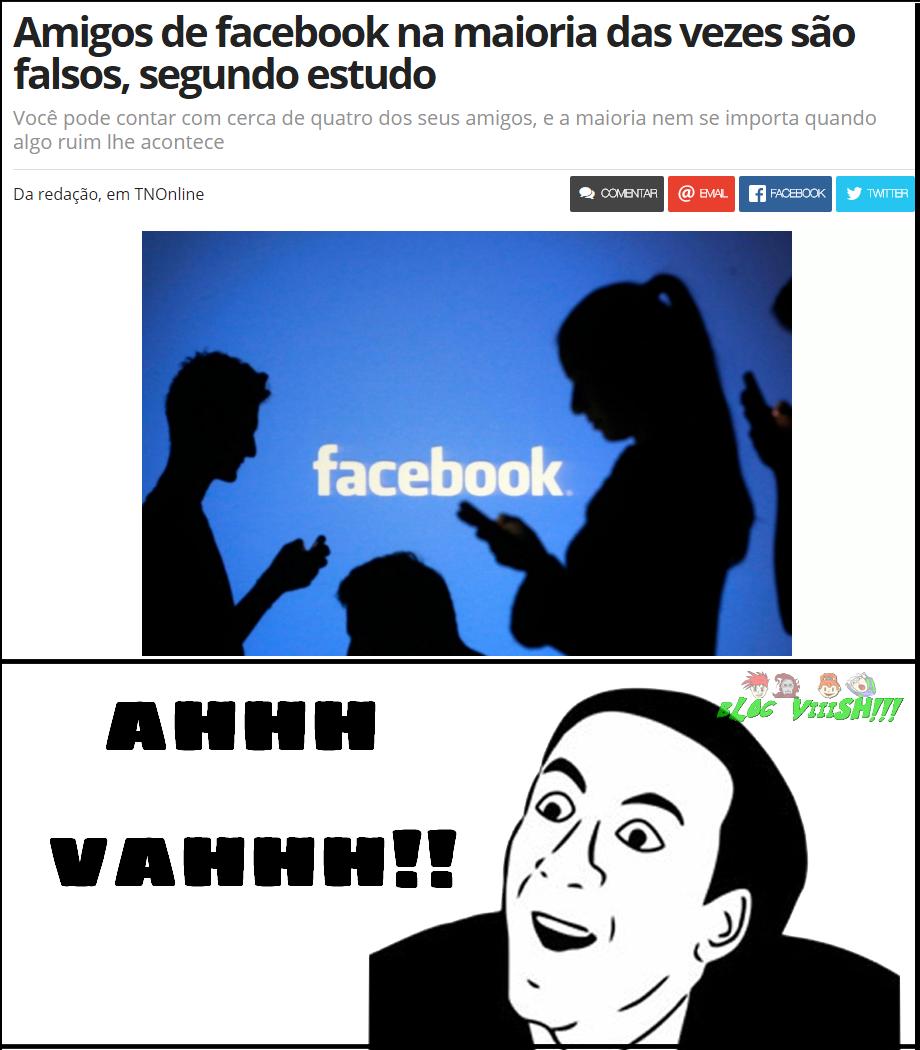 Blog Viiish - A realidade por tras do Facebook
