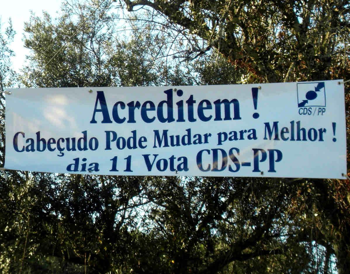 Sertã - CDS-PP - Cabeçudo - FAIXA 01