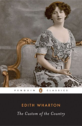 Penguin cover of The Custom of the Country by Edith Wharton