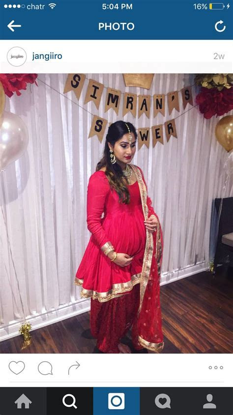 Pregnancy Indian attire inspo   Fashionably preggo