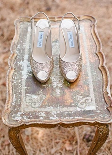 Jimmy Choo Bridal Shoes   Marché Wedding Philippines