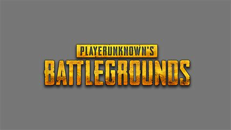 playerunknowns battlegrounds logo  hd games