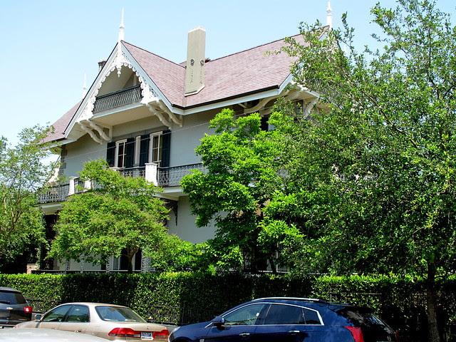 Sandra Bullock's House - just across the street