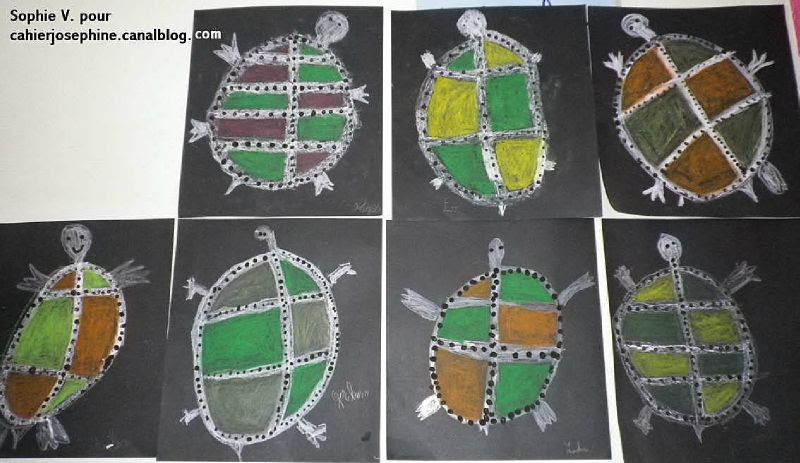 """Résultat de recherche d'images pour """"tortues bricolage"""""""