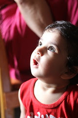 Nerjis Asif Shakir 1 Year Old Street Photographer Canon 60 D User by firoze shakir photographerno1