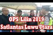 Berikut Video Satlantas Luwu Utara saat Laksanakan Giat Simpatik dan Humanis OPS Lilin 2019