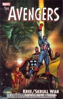 The Avengers: Kree-Skrull War