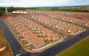 Secretaria de Estado da Habitação entrega 202 casas na região de Bauru