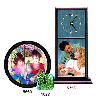 Sublimation Blanks Unisub Clock Kits