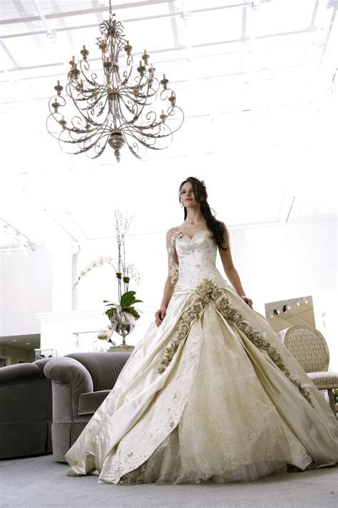 Kleinfeld?s Most Expensive Pnina Tornai Gown   WEDDING