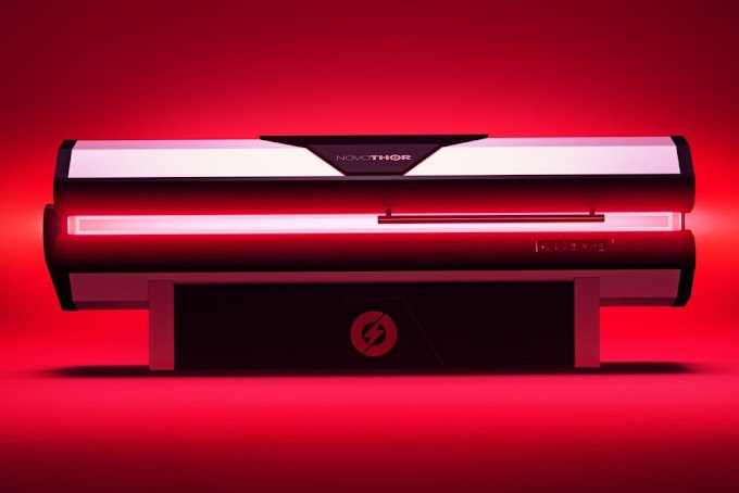 Light Therapy Bed