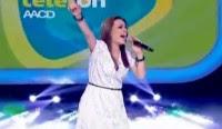 [Vídeo] Confira como foi a participação de Regis Danese, Ana Paula Valadão e Aline Barros no Teleton