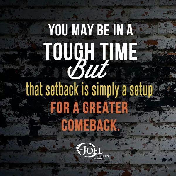 Quotes About Setback 112 Quotes