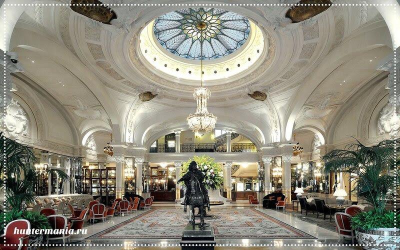 Необычная традиция казино Монте-Карло. Фортуна и нога бронзового коня