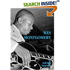 Wes Montgomery book cover