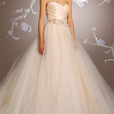 Lazaro   sherbet dress   dream wedding   Pinterest