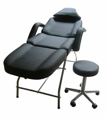 New Massage Table Bed Chair Beauty Barber Chair Facial Tattoo Chair Salon