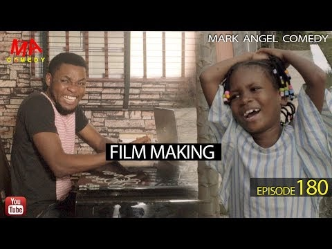 Check out Emmanuella's Most Recent Skit - FILM MAKING (Episode 180)