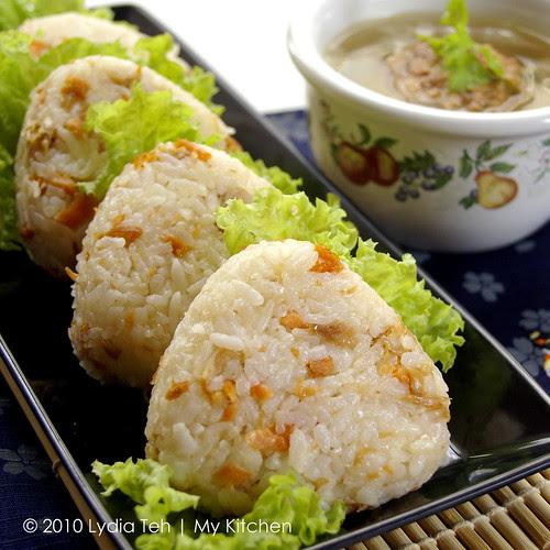 Salmon Onigiri