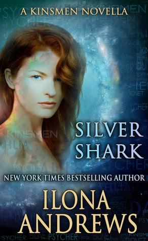 Silver Shark (Kinsmen, #2)