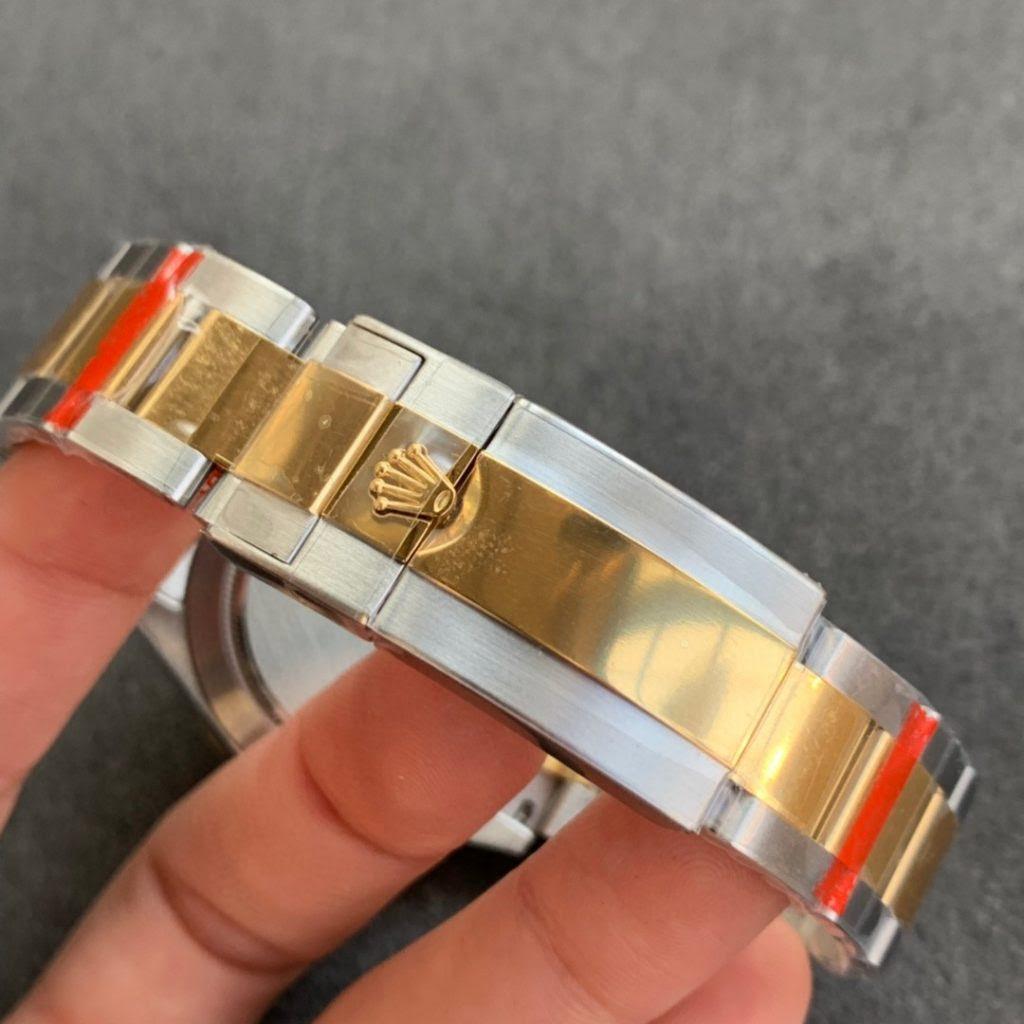 Replica Rolex Daytona Two Tone Bracelet