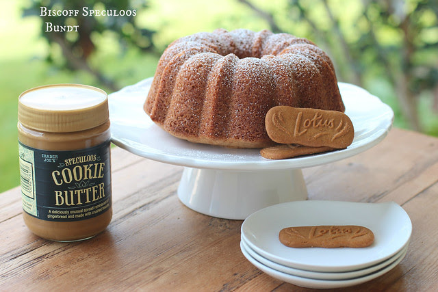 Biscoff Speculoos Cookie Butter Bundt - I Like Big Bundts 2013 - Day 10