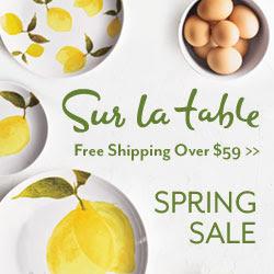 Sur La Table Spring_250x250