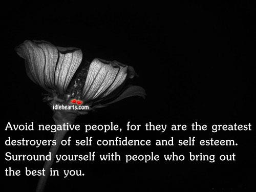 Very Nice Quotesavoid Negative People Inspirational Quotes